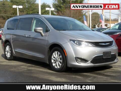 2017 Chrysler Pacifica for sale at ANYONERIDES.COM in Kingsville MD