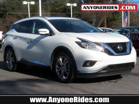 2017 Nissan Murano for sale at ANYONERIDES.COM in Kingsville MD