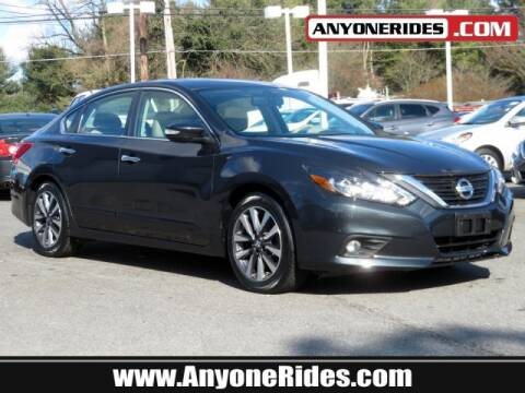 2016 Nissan Altima for sale at ANYONERIDES.COM in Kingsville MD