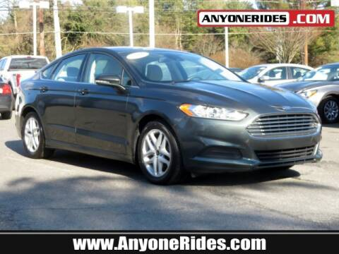 2016 Ford Fusion for sale at ANYONERIDES.COM in Kingsville MD