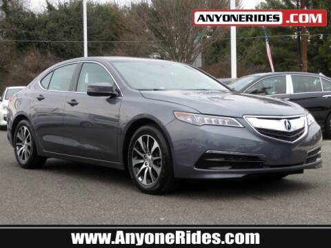 2017 Acura TLX for sale at ANYONERIDES.COM in Kingsville MD