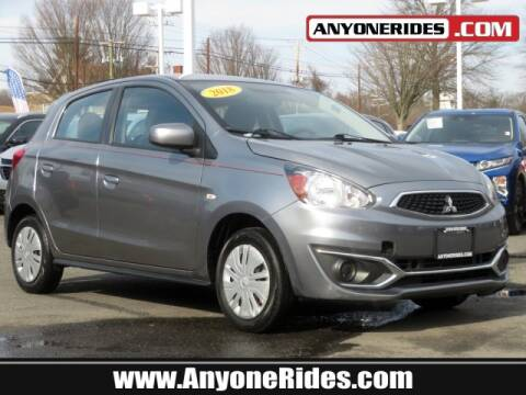 2018 Mitsubishi Mirage for sale at ANYONERIDES.COM in Kingsville MD