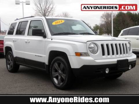 2014 Jeep Patriot for sale at ANYONERIDES.COM in Kingsville MD