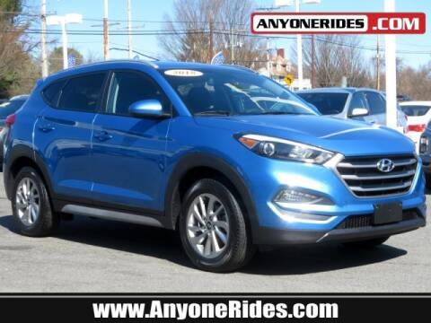 2018 Hyundai Tucson for sale at ANYONERIDES.COM in Kingsville MD