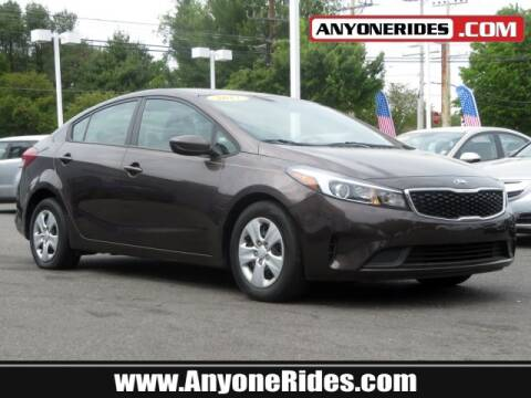 2017 Kia Forte for sale at ANYONERIDES.COM in Kingsville MD