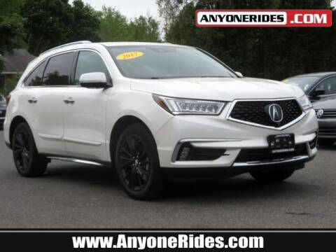 2017 Acura MDX for sale at ANYONERIDES.COM in Kingsville MD