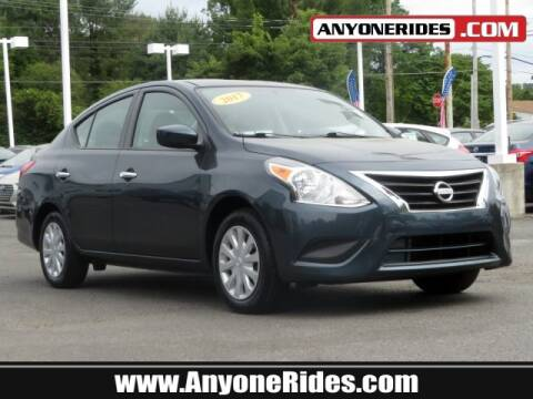 2017 Nissan Versa for sale at ANYONERIDES.COM in Kingsville MD