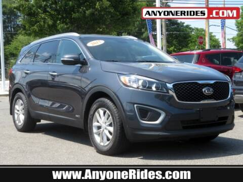 2017 Kia Sorento for sale at ANYONERIDES.COM in Kingsville MD