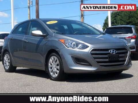 2016 Hyundai Elantra GT for sale at ANYONERIDES.COM in Kingsville MD
