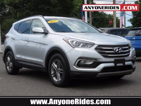 2017 Hyundai Santa Fe Sport for sale at ANYONERIDES.COM in Kingsville MD