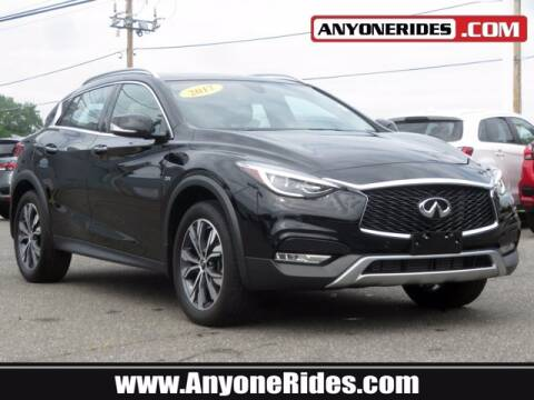 2017 Infiniti QX30 for sale at ANYONERIDES.COM in Kingsville MD
