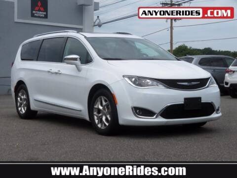 2018 Chrysler Pacifica for sale at ANYONERIDES.COM in Kingsville MD