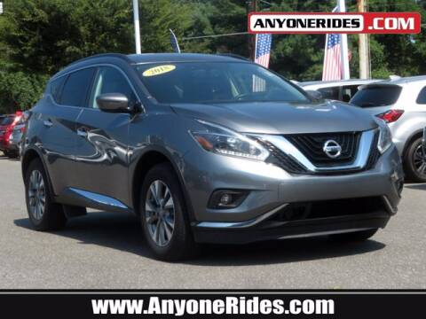 2018 Nissan Murano for sale at ANYONERIDES.COM in Kingsville MD