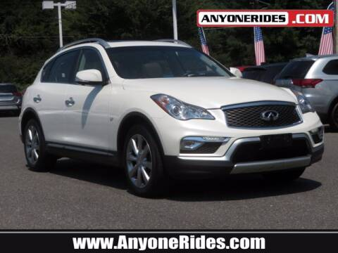 2017 Infiniti QX50 for sale at ANYONERIDES.COM in Kingsville MD