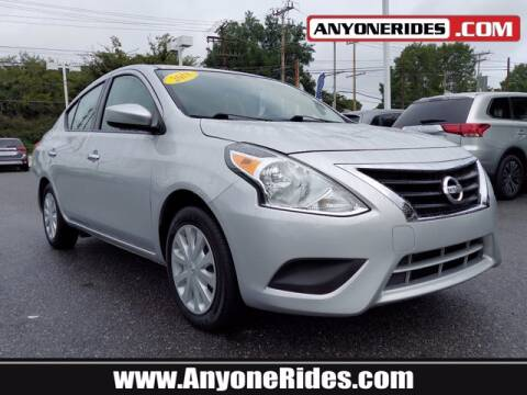 2018 Nissan Versa for sale at ANYONERIDES.COM in Kingsville MD