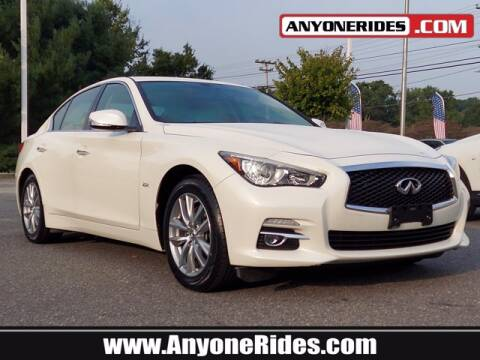 2017 Infiniti Q50 for sale at ANYONERIDES.COM in Kingsville MD