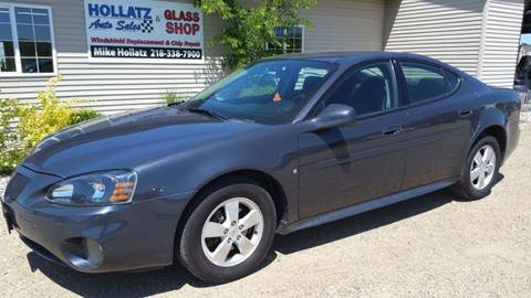 2008 Pontiac Grand Prix for sale in Parkers Prairie, MN