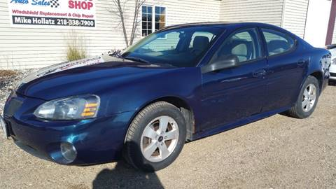 2006 Pontiac Grand Prix for sale in Parkers Prairie, MN