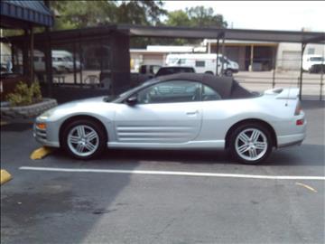 2003 Mitsubishi Eclipse Spyder for sale in Tampa, FL