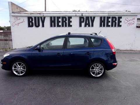 2012 Hyundai Elantra Touring for sale in Tampa, FL