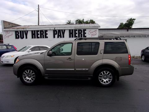 2009 Nissan Pathfinder for sale in Tampa, FL