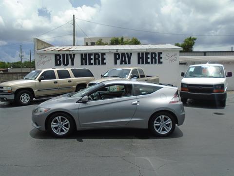 2011 Honda CR-Z for sale in Tampa, FL