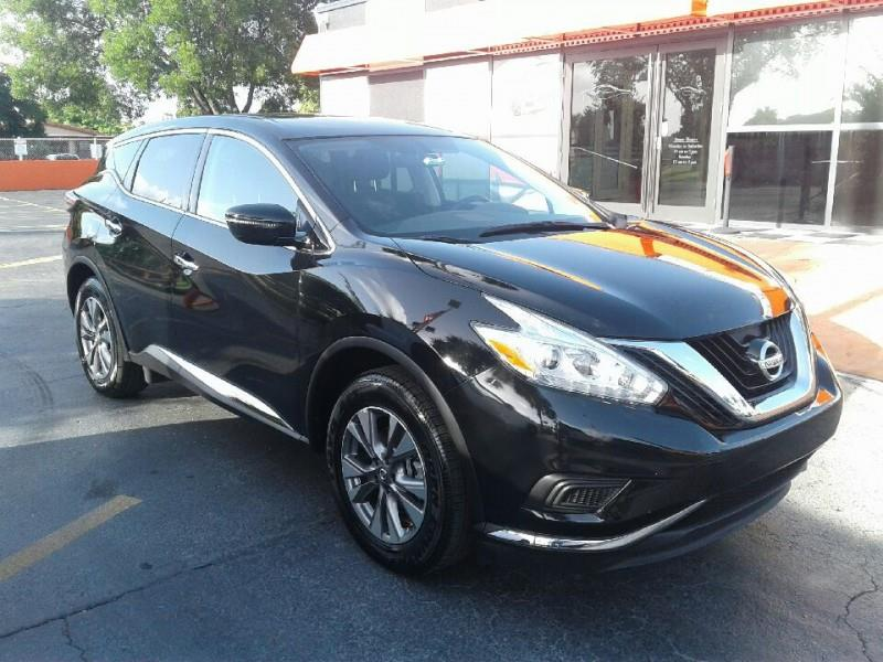 2016 Nissan Rogue FWD 4dr S - Miami FL