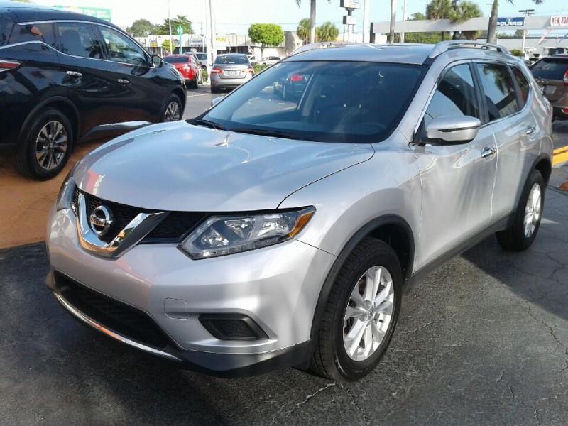 2016 Nissan Rogue FWD 4dr SV - Miami FL