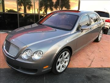 2006 Bentley Continental Flying Spur for sale in Miami, FL