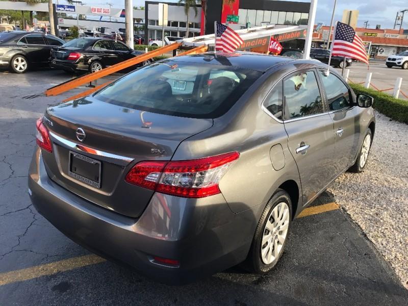2015 Nissan Sentra  - Miami FL