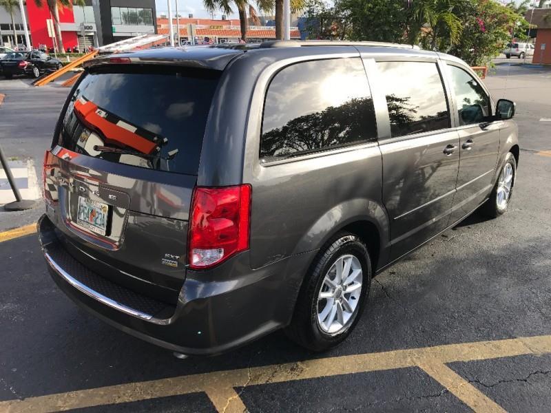 2016 Dodge Grand Caravan 4dr Wgn SXT Plus - Miami FL