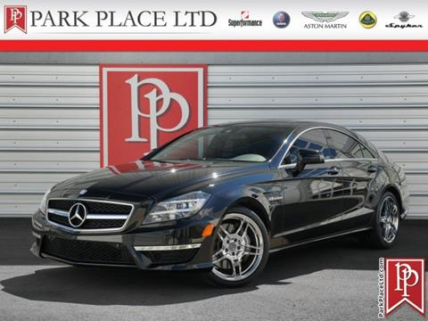 2012 Mercedes-Benz CLS for sale in Bellevue, WA