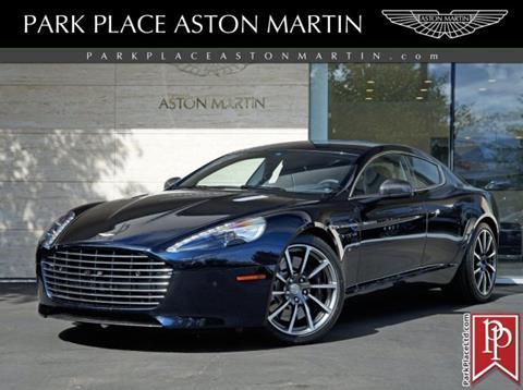 Aston Martin Rapide For Sale Carsforsalecom - Aston martin rapide for sale