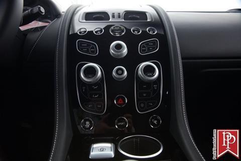 2017 Aston Martin Rapide S for sale in Bellevue, WA