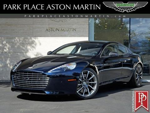 Aston Martin Rapide S For Sale In Westborough Ma Carsforsale Com