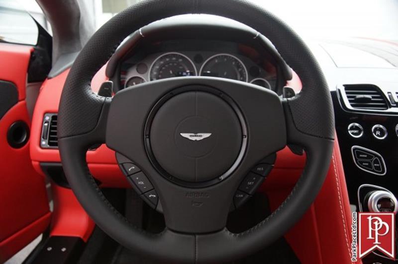 2017 Aston Martin V12 Vantage S 24