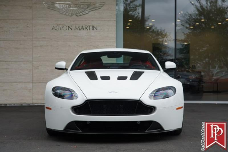 2017 Aston Martin V12 Vantage S 13