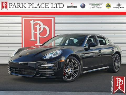 2015 Porsche Panamera for sale in Bellevue, WA