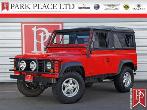 1997 Land Rover Defender for sale in Bellevue, WA