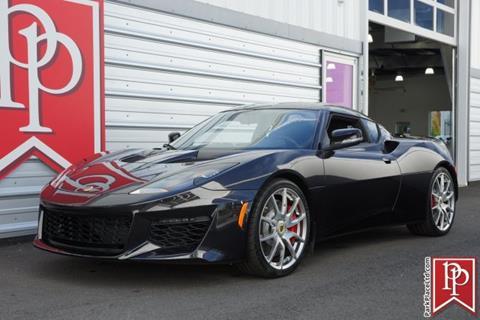 2017 Lotus Evora 400 for sale in Bellevue, WA