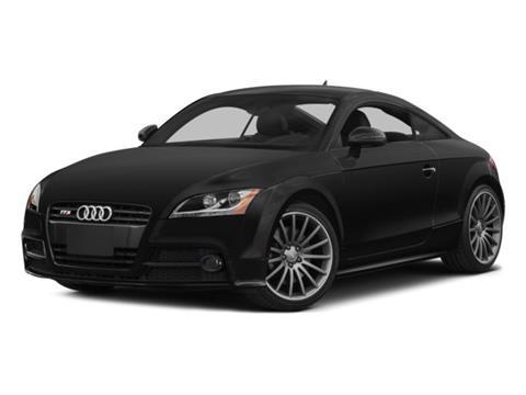 2014 Audi TTS for sale in Bellevue, WA