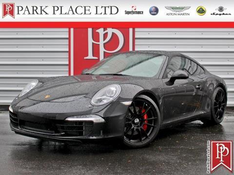 2012 Porsche 911 for sale in Bellevue, WA