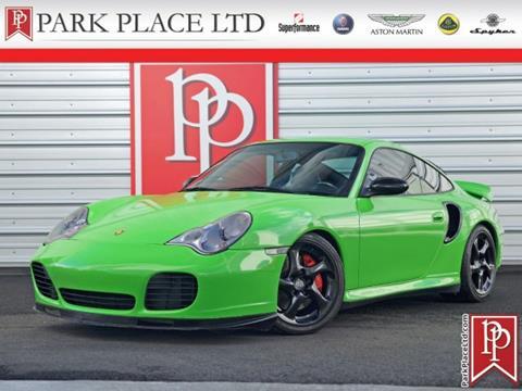 2001 Porsche 911 for sale in Bellevue, WA