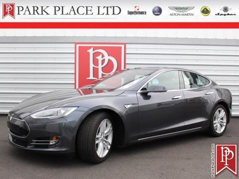 2015 Tesla Model S for sale in Bellevue, WA