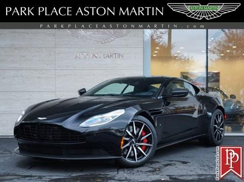 2017 Aston Martin DB11 for sale in Bellevue, WA