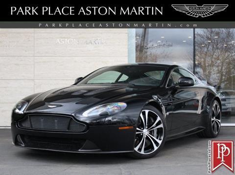 Aston Martin V Vantage For Sale In Washington Carsforsalecom - Park place aston martin