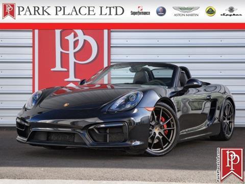 2015 Porsche Boxster for sale in Bellevue, WA