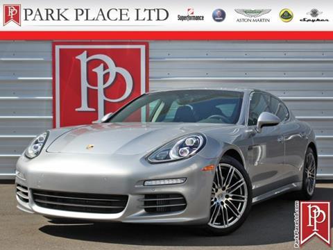 2015 Porsche Panamera for sale in Bellevue, WA