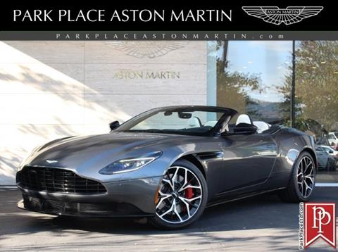 Aston Martin DB For Sale In Bellevue WA Carsforsalecom - Aston martin bellevue