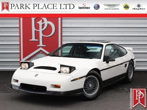1986 Pontiac Fiero for sale in Bellevue, WA